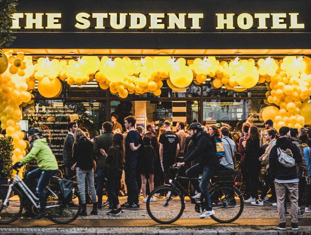 The Student Hotel Berlin: Offen für alle