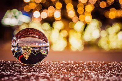 Weihnachten Lichtermeer
