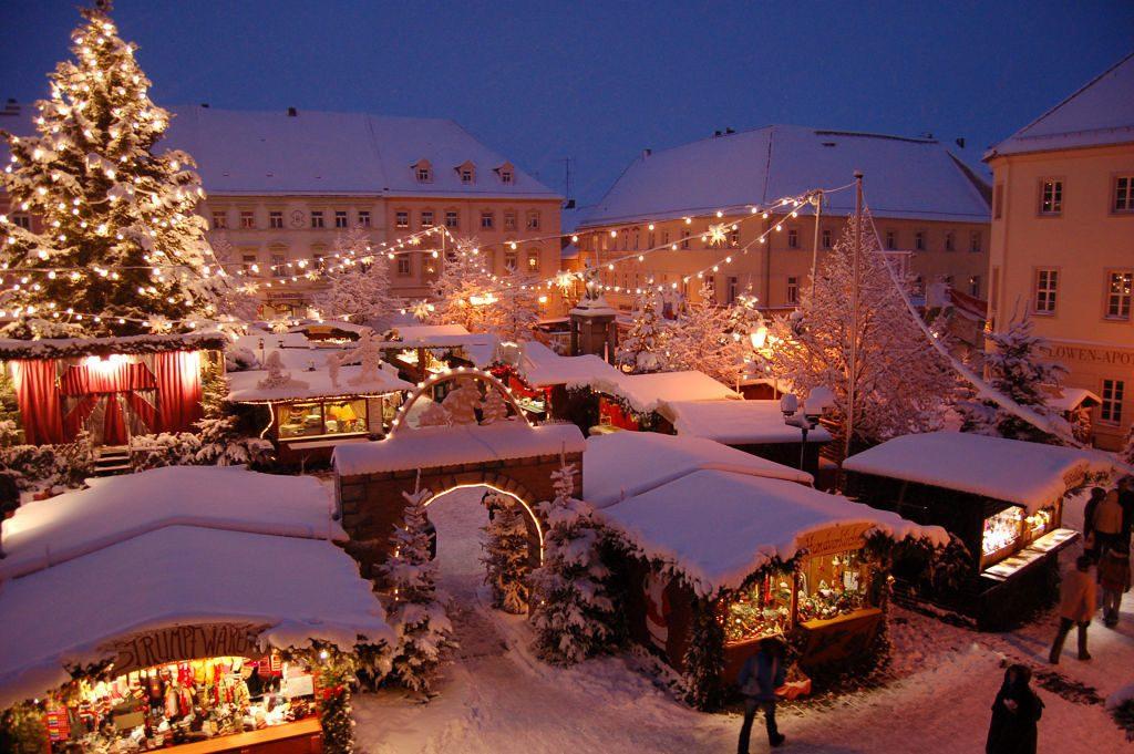 Weihnachtsmarkt Großenhain - kuschelige Weihnachtsmärkte