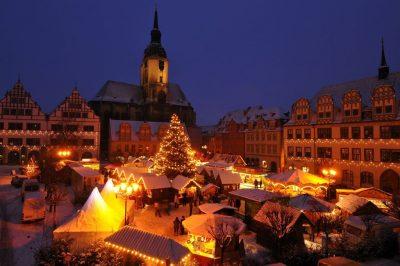 Weihnachtsmarkt Naumburg