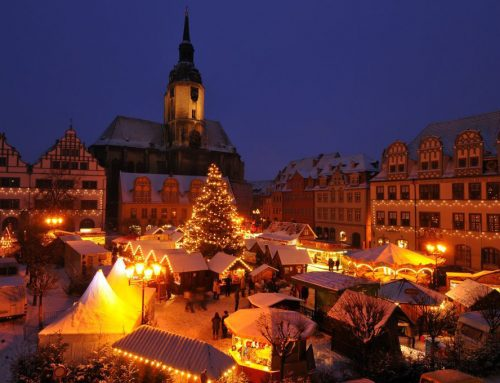 10 kuschelige Weihnachtsmärkte für romantische Stunden