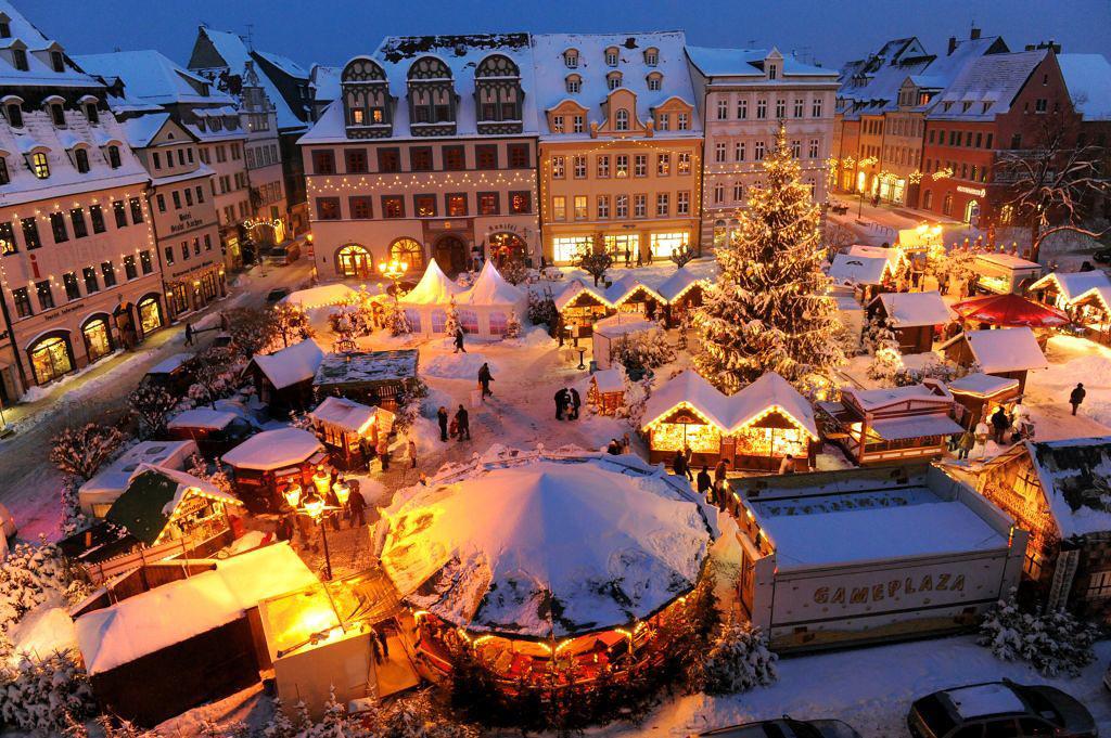 Weihnachtsmarkt Naumburg - kuschelige Weihnachtsmärkte