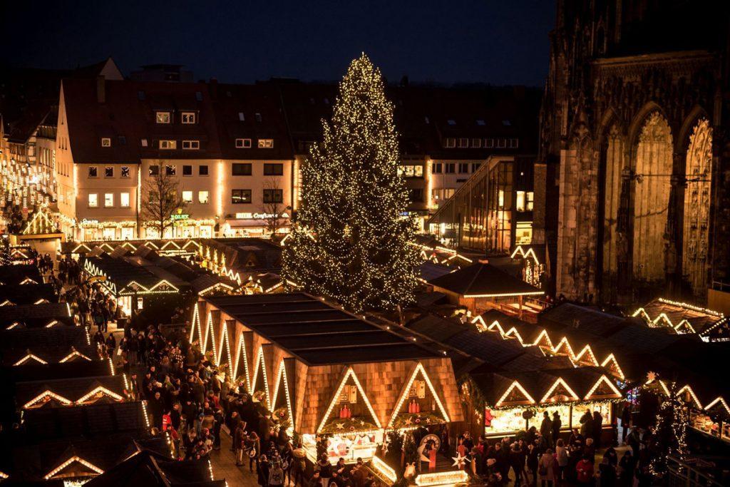 Weihnachtsmarkt Ulm - kuschelige Weihnachtsmärkte