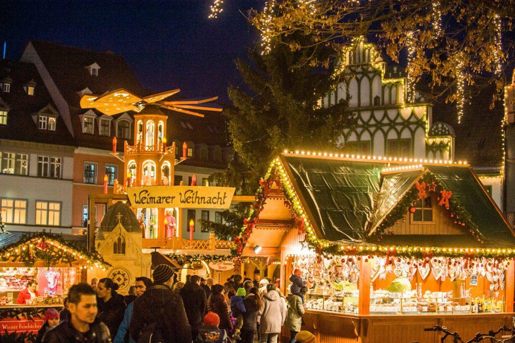 Weihnachtsmarkt Weimar - kuschelige Weihnachtsmärkte
