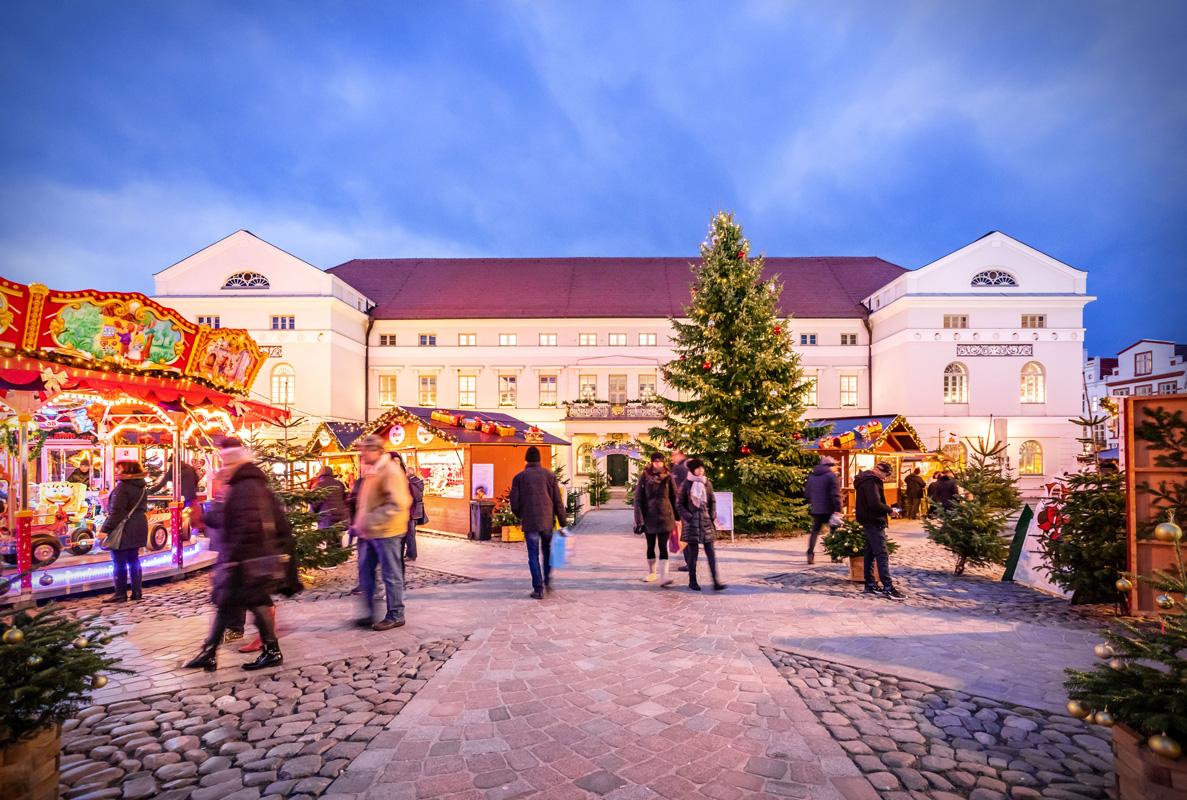 Wismarer Weihnachtsmarkt