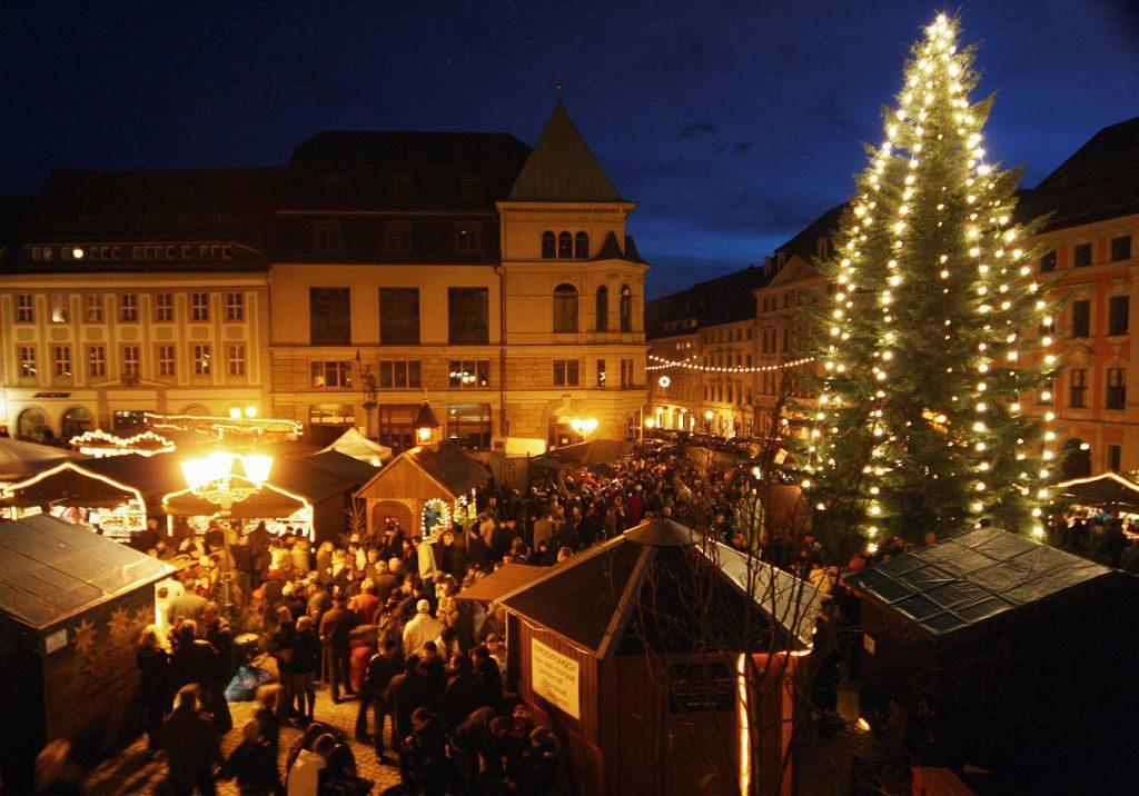 Wenzelsmarkt Bautzen - kuschelige Weihnachtsmärkte
