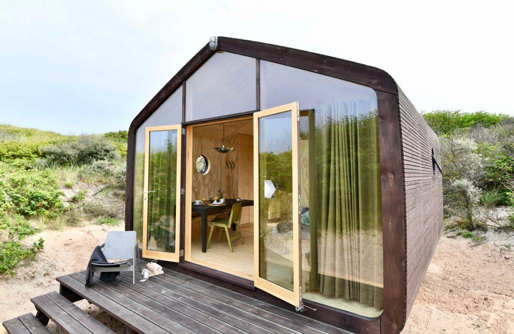 Wikkelhouses: Naturnahes Wohnen auf Helgoland