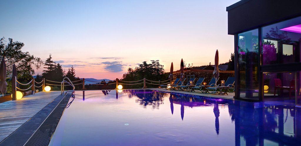Entspannung für Körper und Geist - 24 Wellness- und SPA-Hotels im Bayerischen Wald