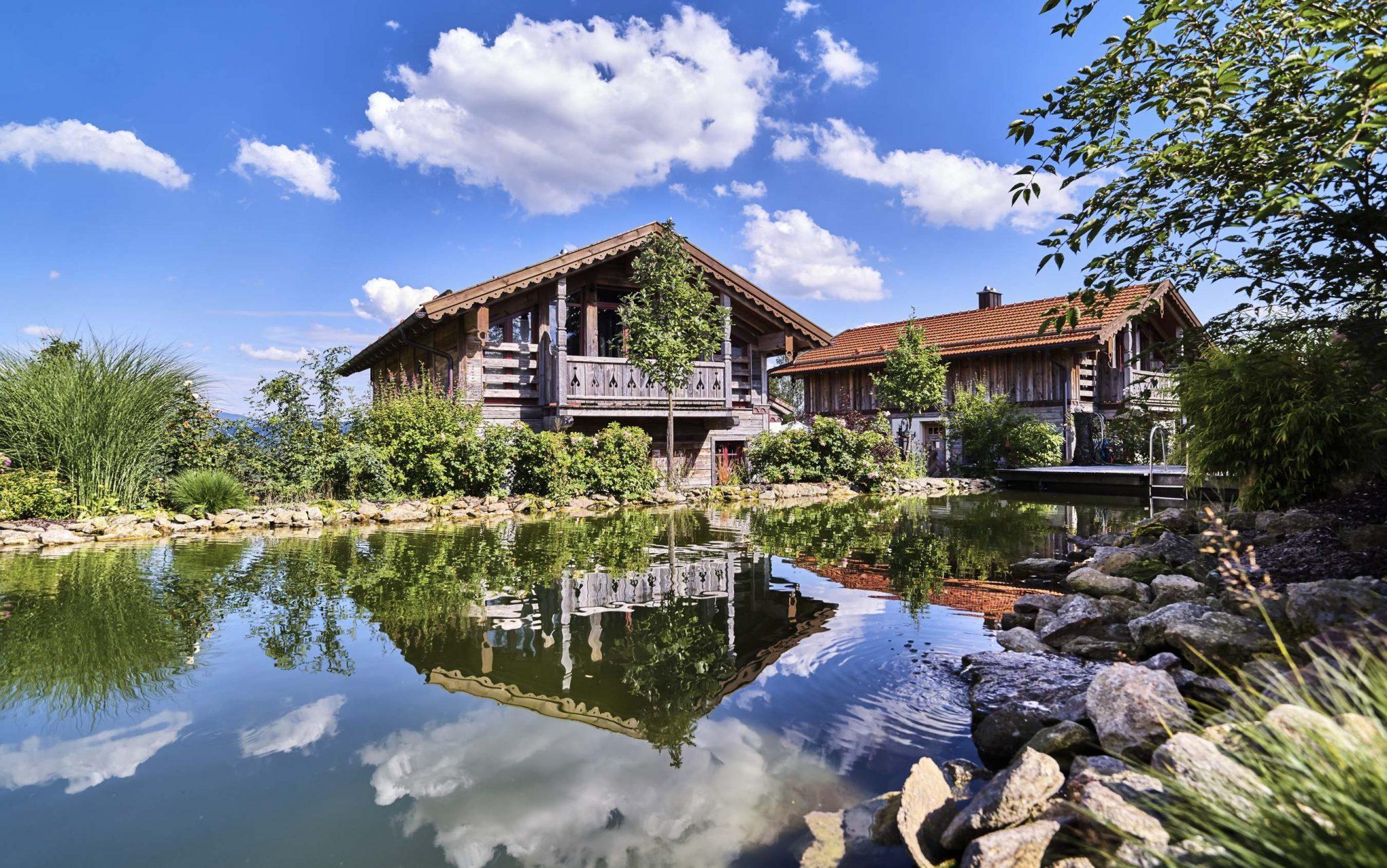 Hotel und Chalets Sterr in Viechtach