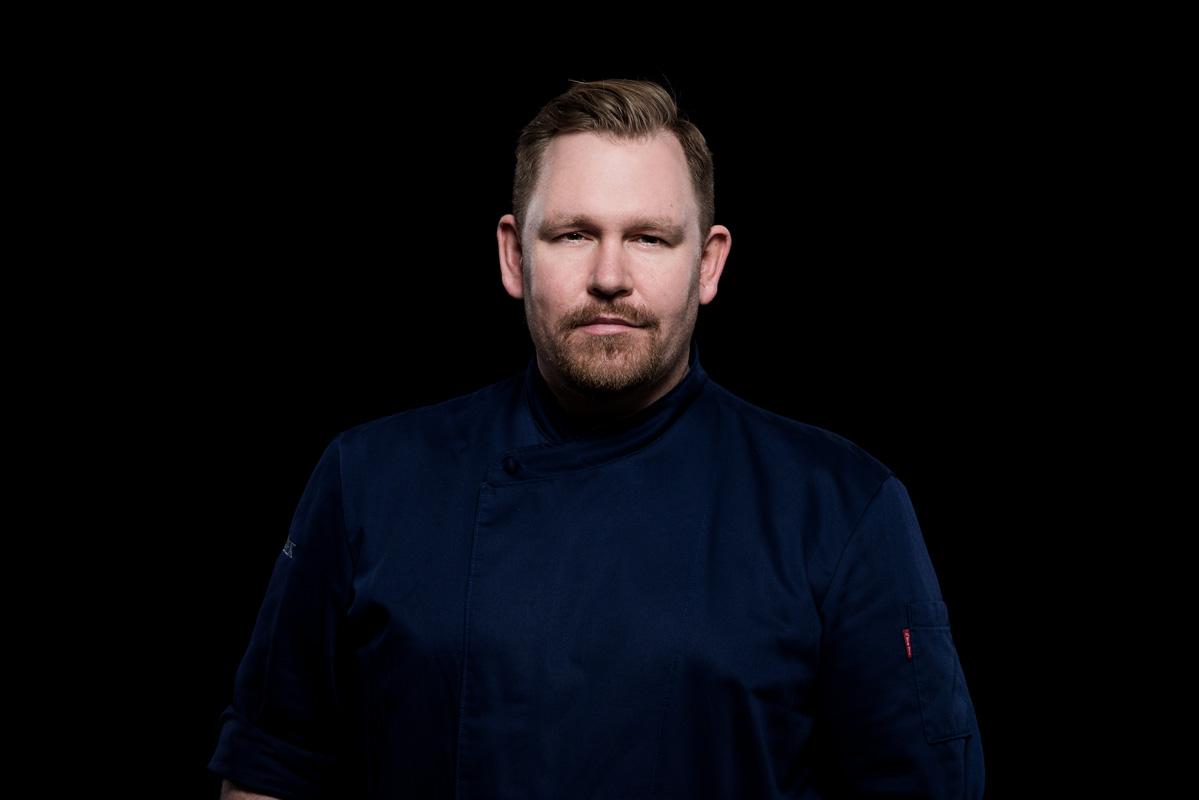 Björn Swanson Porträt