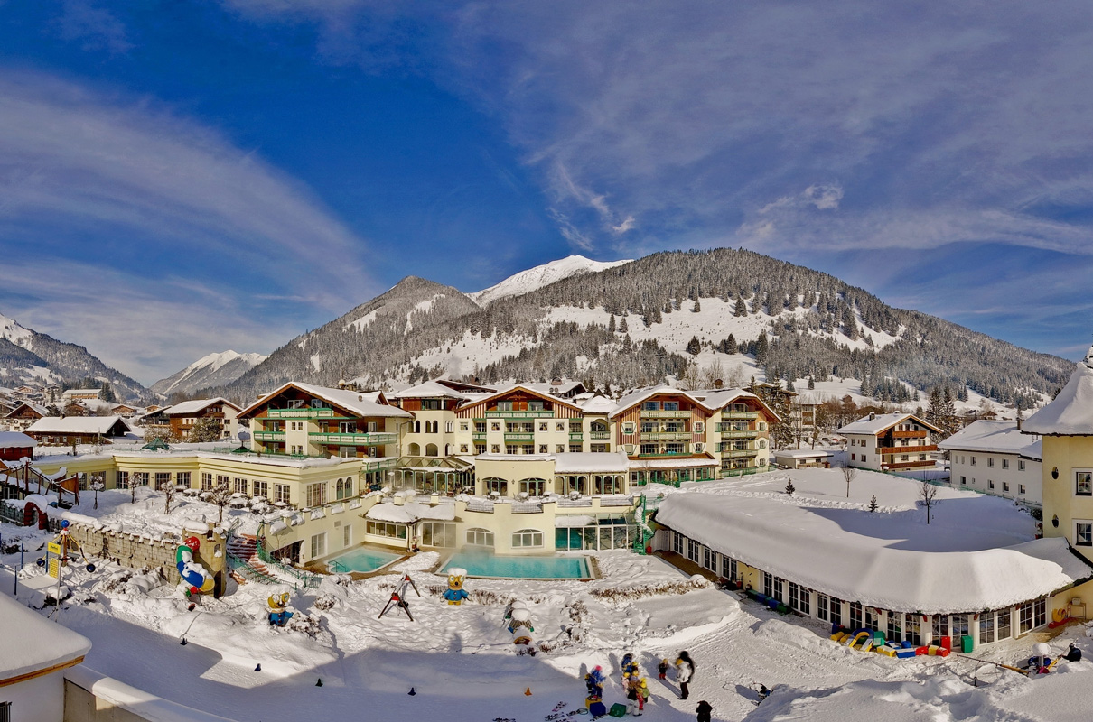 Alpenrose - Familux Resort, Lermoos