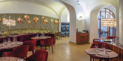Innenansicht Restaurant Museum München