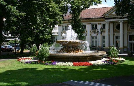 Das Kurhaus von Bad Neuenahr bietet eine schöne Atosphäre und zudem die bekannte Spielbank.