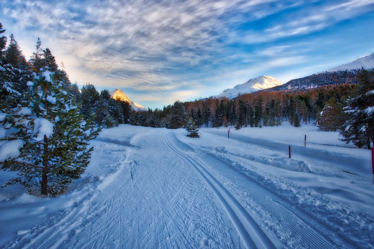 Langlauf in der Schweiz - Loipen in der Schweiz