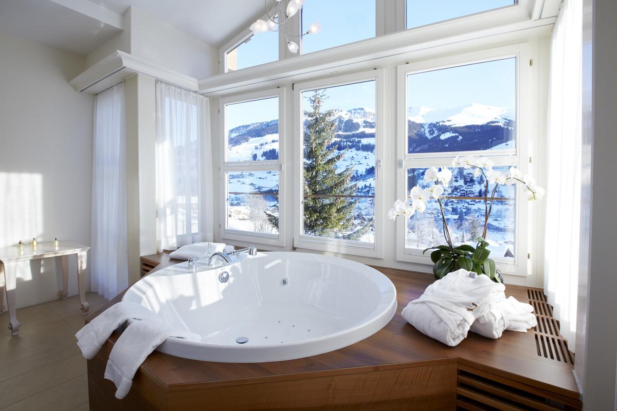 Lenkerhof gourmet spa resort, Lenk im Simmental