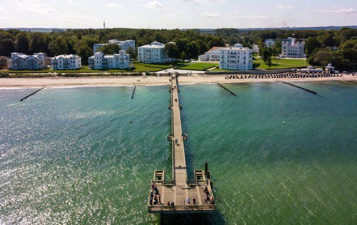 Luftbild Ostseebad Heiligendamm