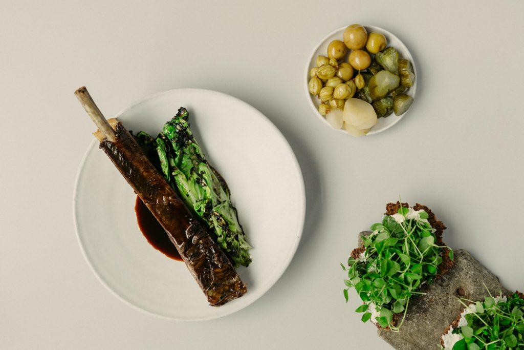 Garum und Fermentation: Restaurant otto in Berlin