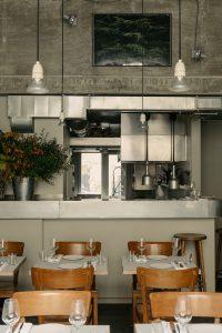 Restaurant otto, Innenansicht