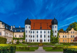 Schloss Maxlrain - Mangfall-Radweg