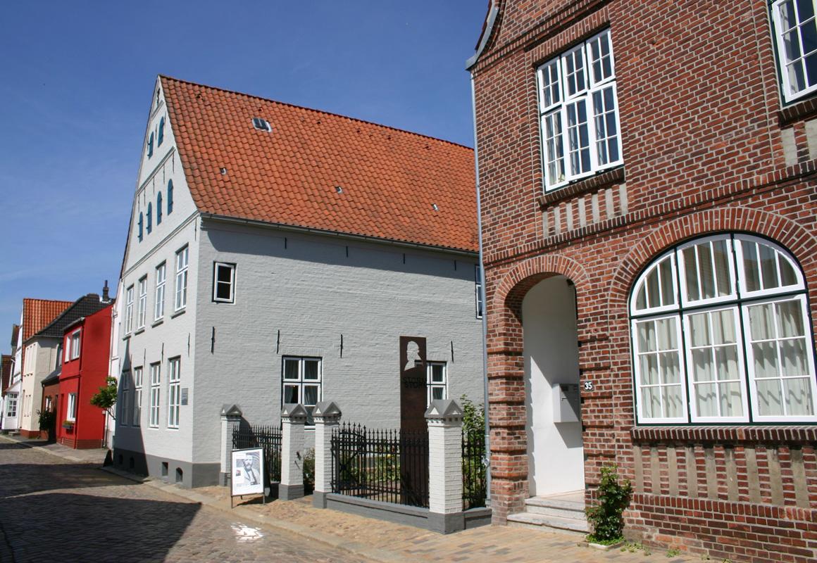 Theodor Storm Zentrum mit Museum und Archiv Husum
