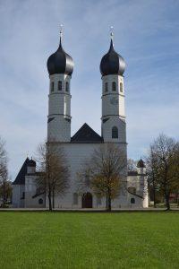 Wallfahrtskirche Weihenlinden - Mangfall-Radweg