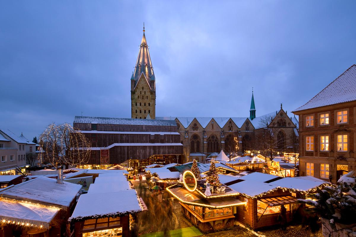 Paderborner Weihnachtsmarkt