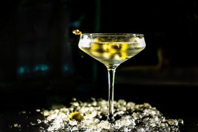 Cocktail vodka Martini vermouth James bond