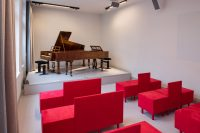 Beethoven-Haus, Musikzimmer