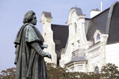 Statue Münsterplatz - Beethoven-Jahr