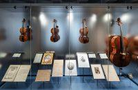 Beethoven-Haus, Museum, Beethovens Streichquartett-Instrumente