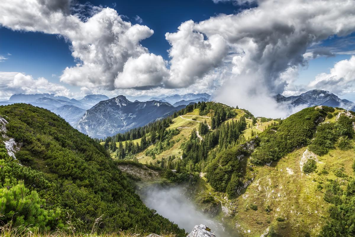 Chiemgau - Kurzurlaub in Bayern