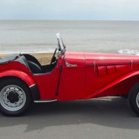 Hot Rod Sylt