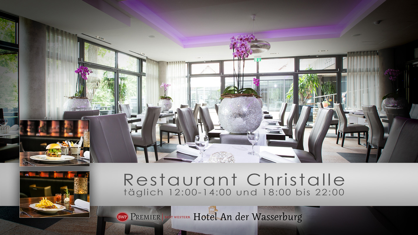 Restaurant Christalle, Hotel an der Wasserburg