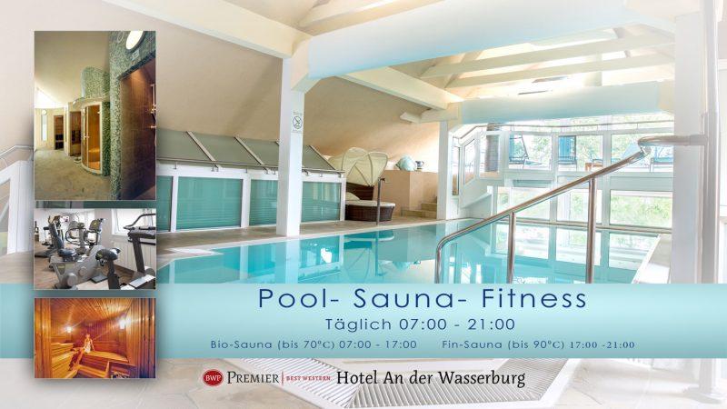 Wellness, Hotel an der Wasserburg