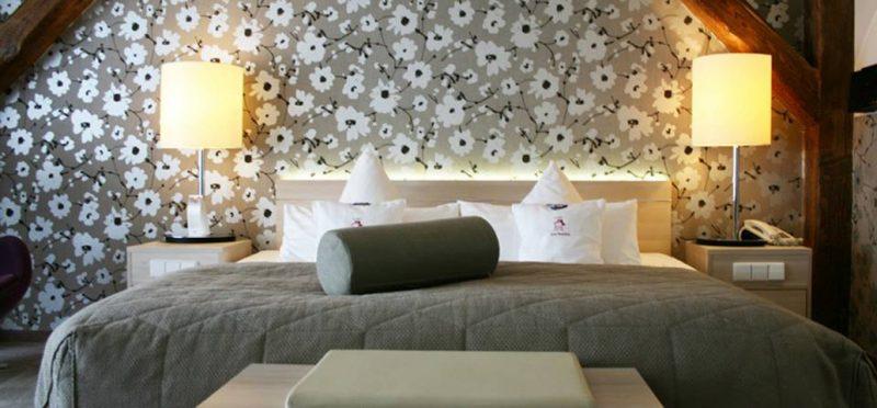 Zimmer, Hotel an der Wasserburg