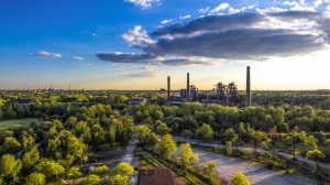 Duisburg, Landschaftspark Nord