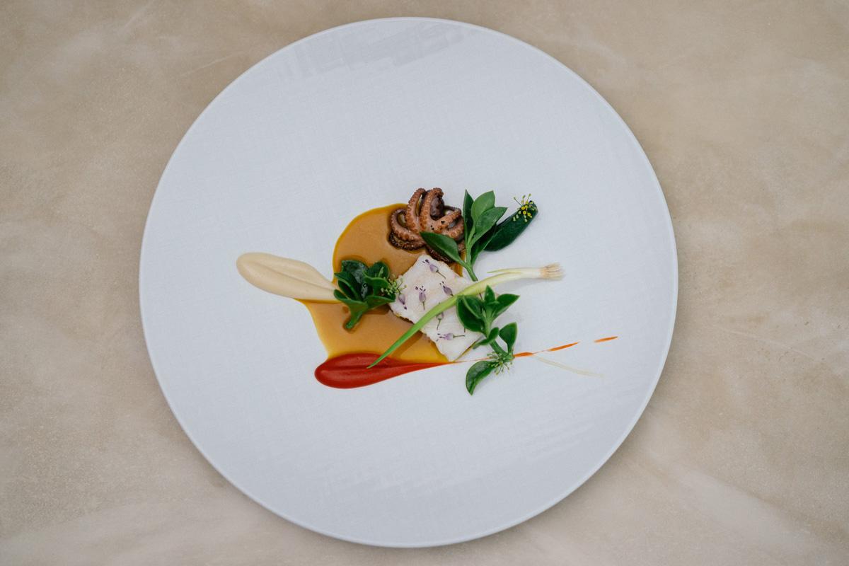Nicholas Hahn, Foodbild: Seeteufel