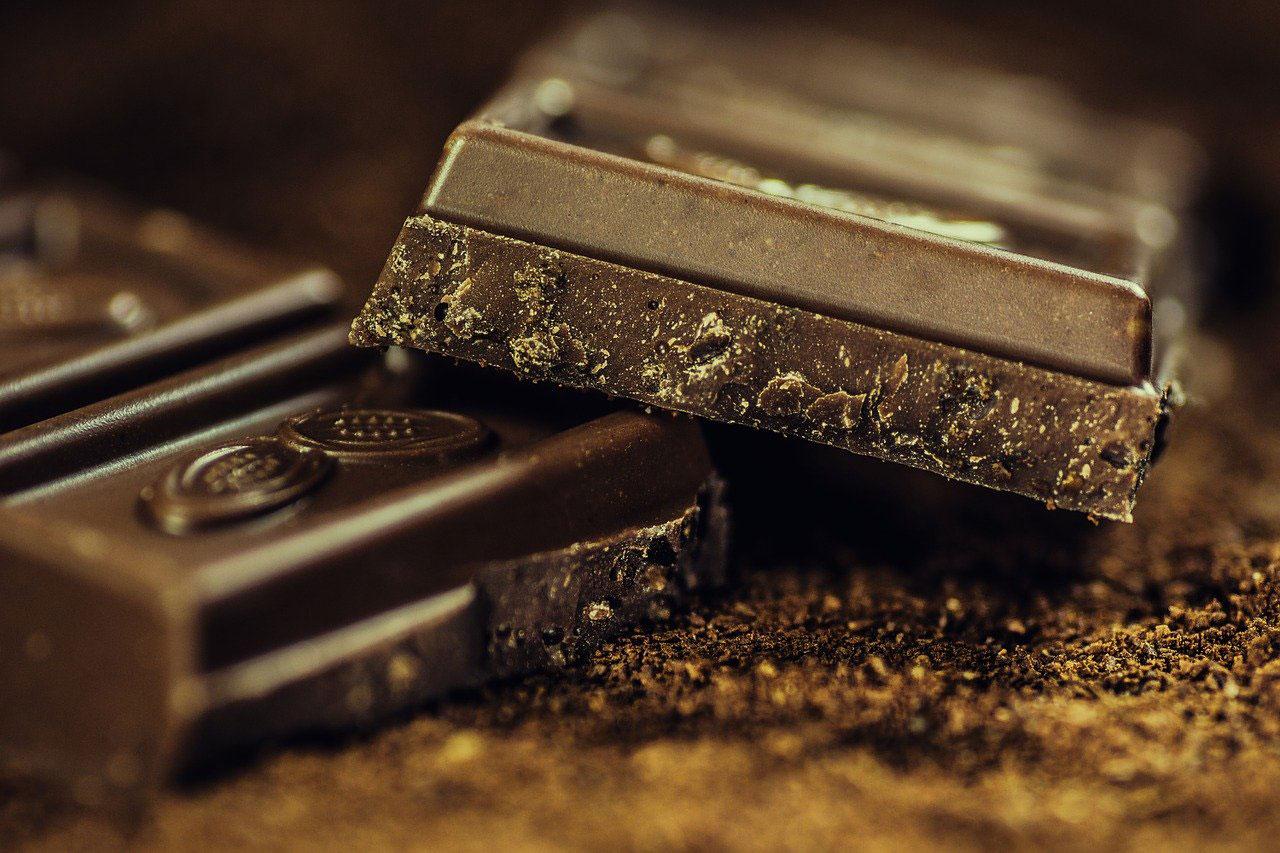 Schokolade Tafel