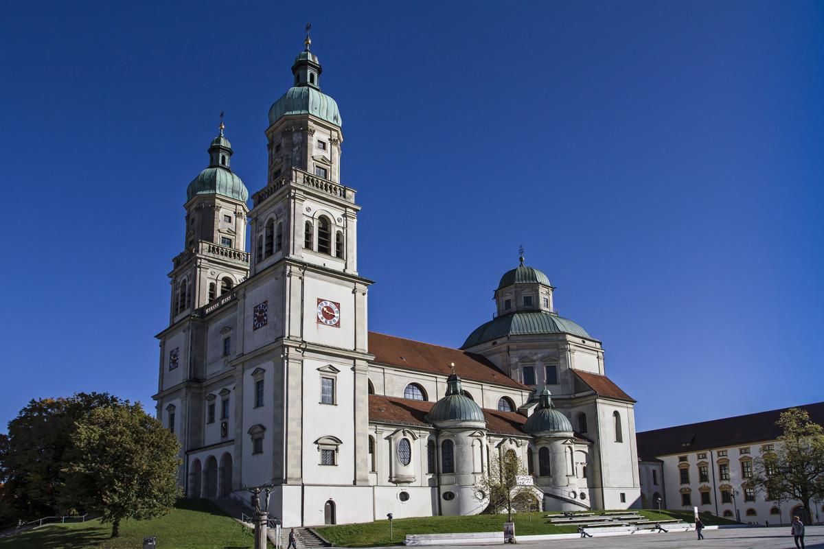 Basilika St. Lorenz Kempten/Allgäu