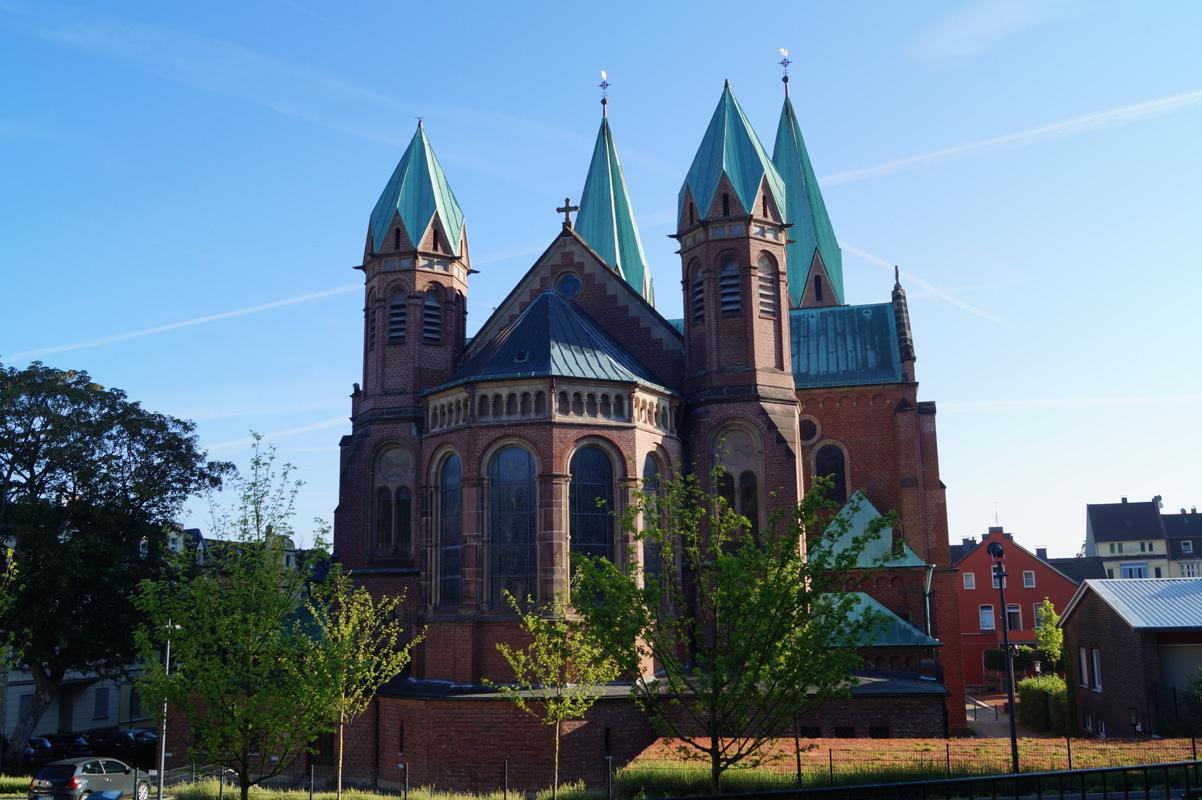 St.-Aloysius-Kirche in Iserlohn, Sauerland