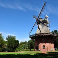 Windmühle bei Bad Zwischenahn - Ammerland-Route