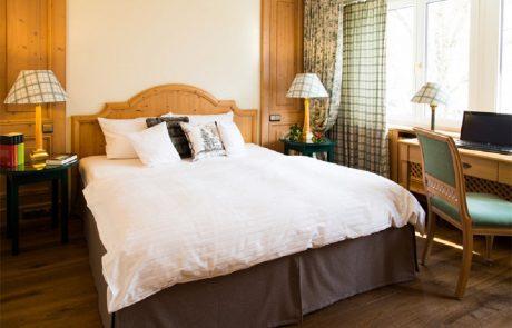 Doppelzimmer deluxe im Hotel Seitner Hof in Pullach im Isartal