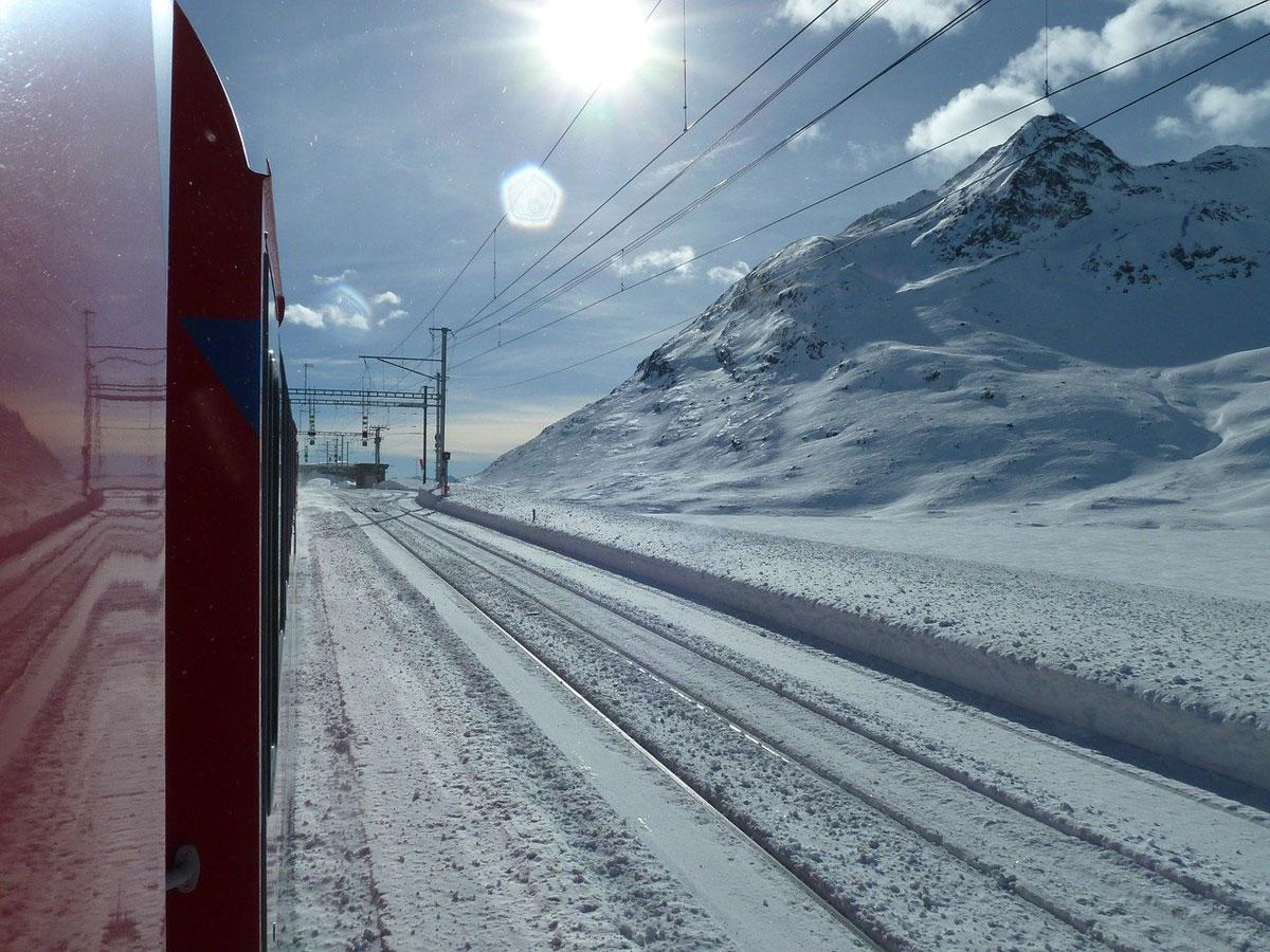 Glacier Expres