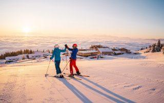 Mountain Resort Feuerberg - Skihotels