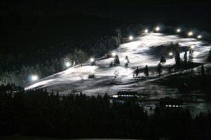 Atzmaennig Nachtskifahren
