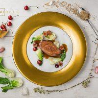 Aureus, Foodbild