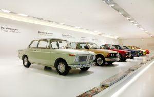 BMW Museum, Ausstellungsraum