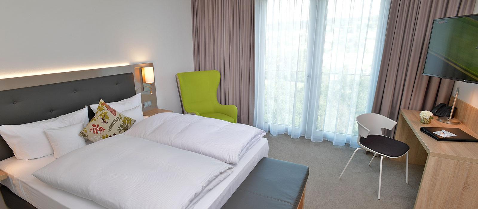Superior Zimmer, Best Western Queens Hotel Pforzheim-Niefern