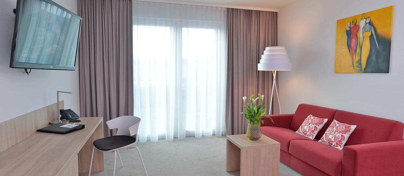 Deluxe Zimmer Best Western Queens Hotel Pforzheim-Niefern