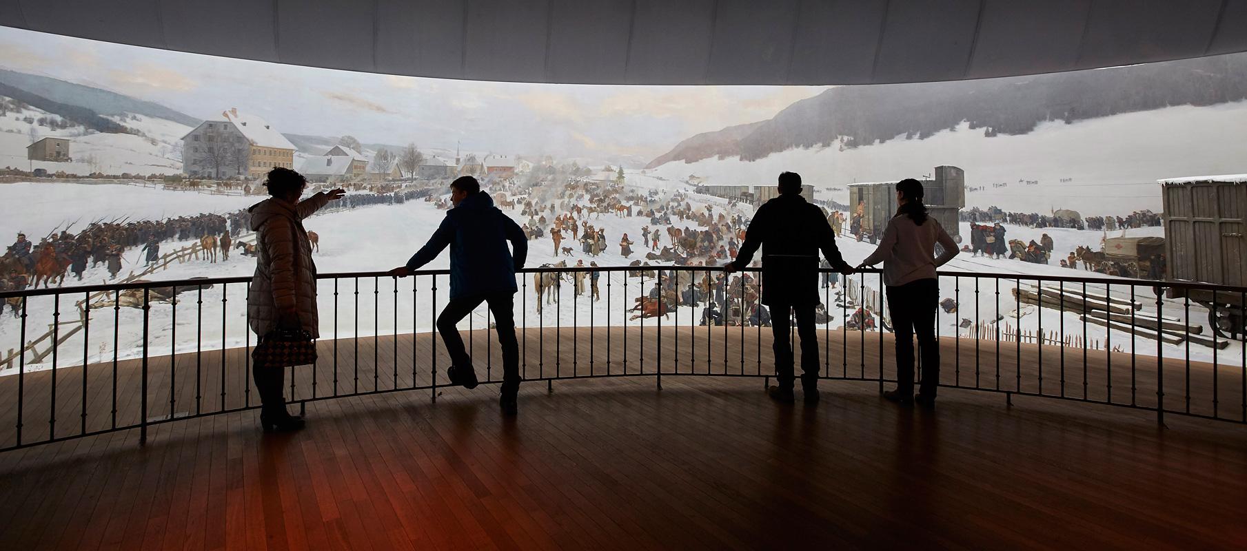Bourbaki Panorama Luzern